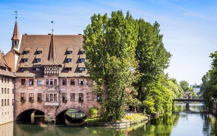 Vindistriktet Franken i Tyskland