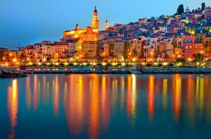 Vindistriktet Provence i Frankrike