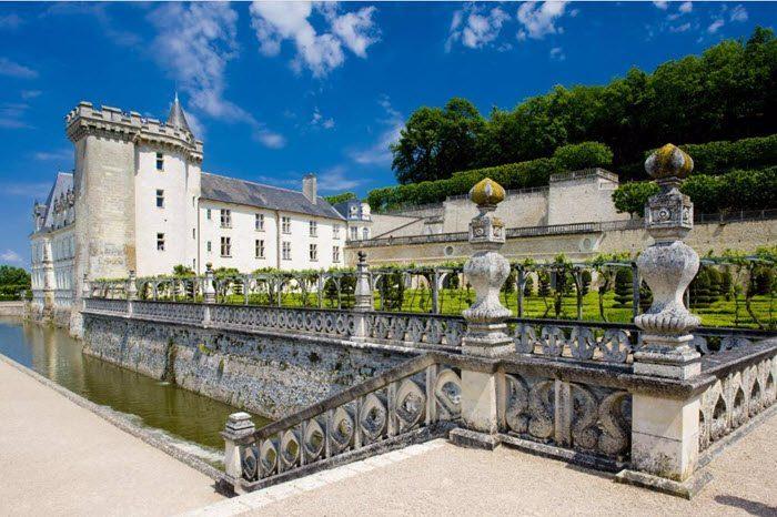 Vindistriktet Loire i Frankrike