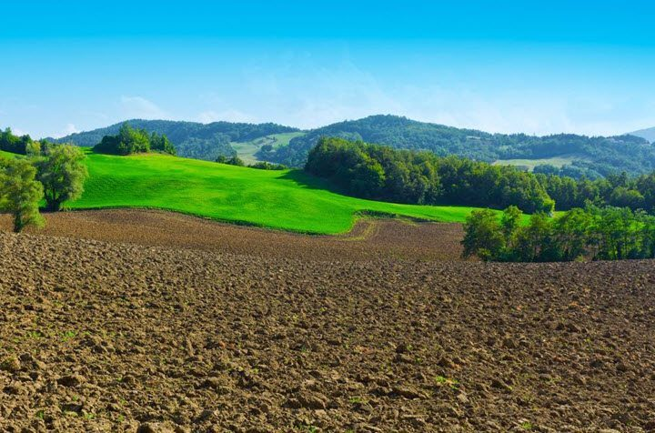 Vindistriktet Lazio iItalia