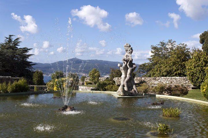 Vindistriktet Galicia i Spania