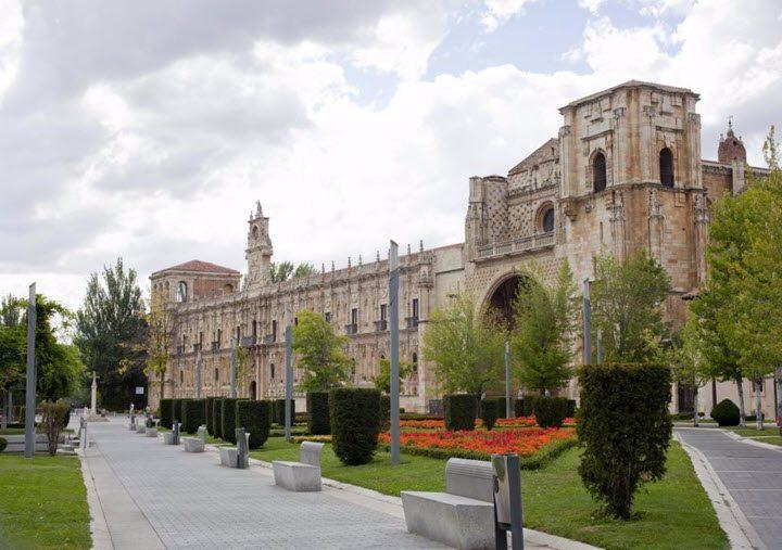 Vindistriktet Castilla y León i Spania