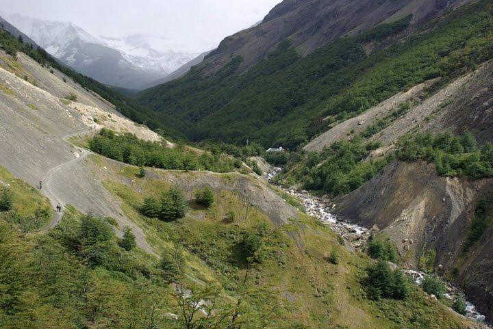 Vindistriktet Leyda Valley i Chile