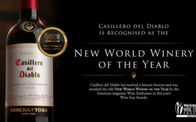 Casillero del Diablo – New World Winery of the Year