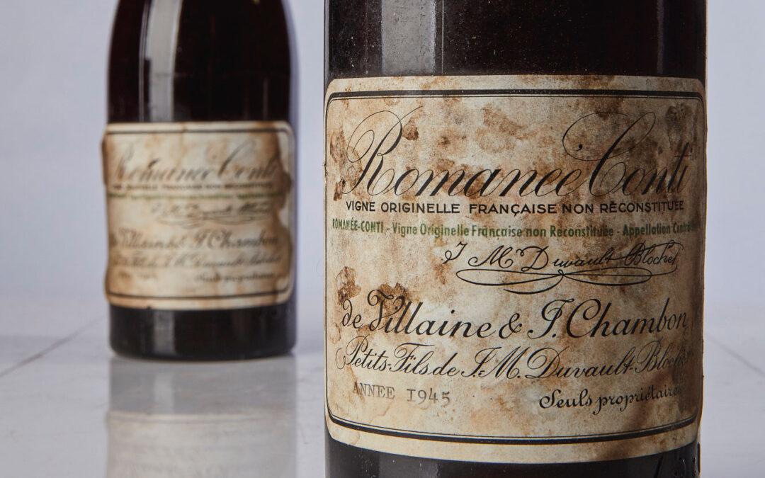 Vurderer du å ta et online lån for å investere i vin?