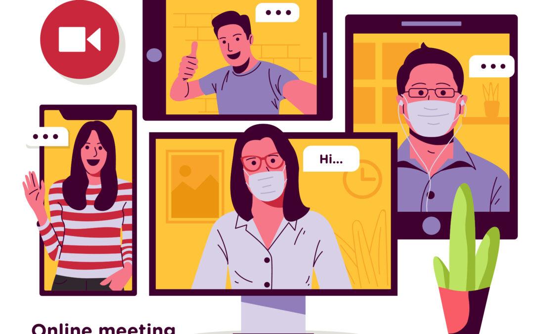 7 effekter pandemien har på bedrifter på nett