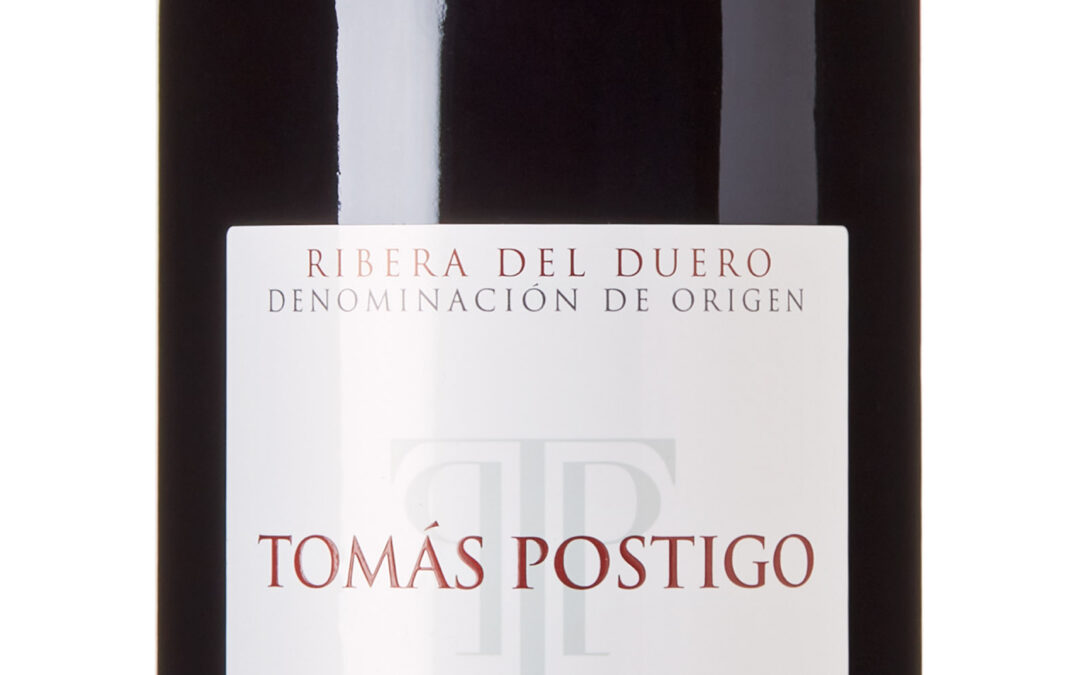 Tomás Postigo og Astrales, fra Ribera del Duero.